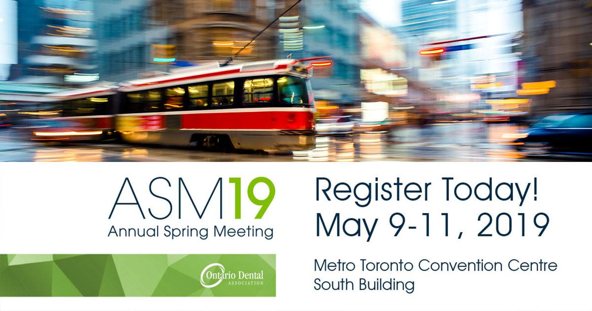 Annual Spring Meeting 2019