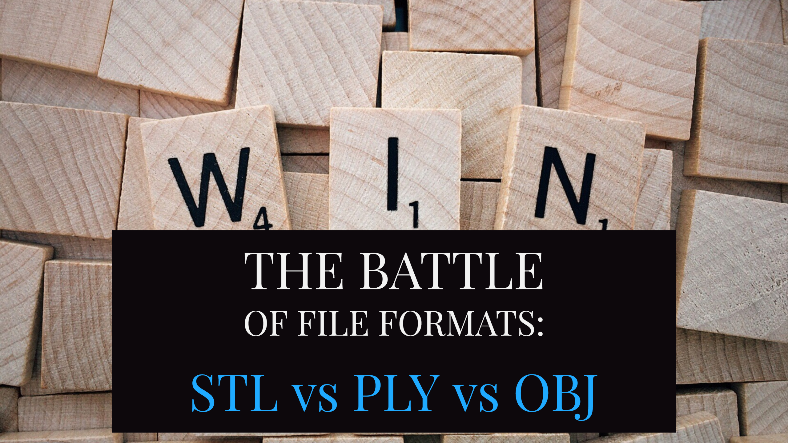 The Battle of File Formats