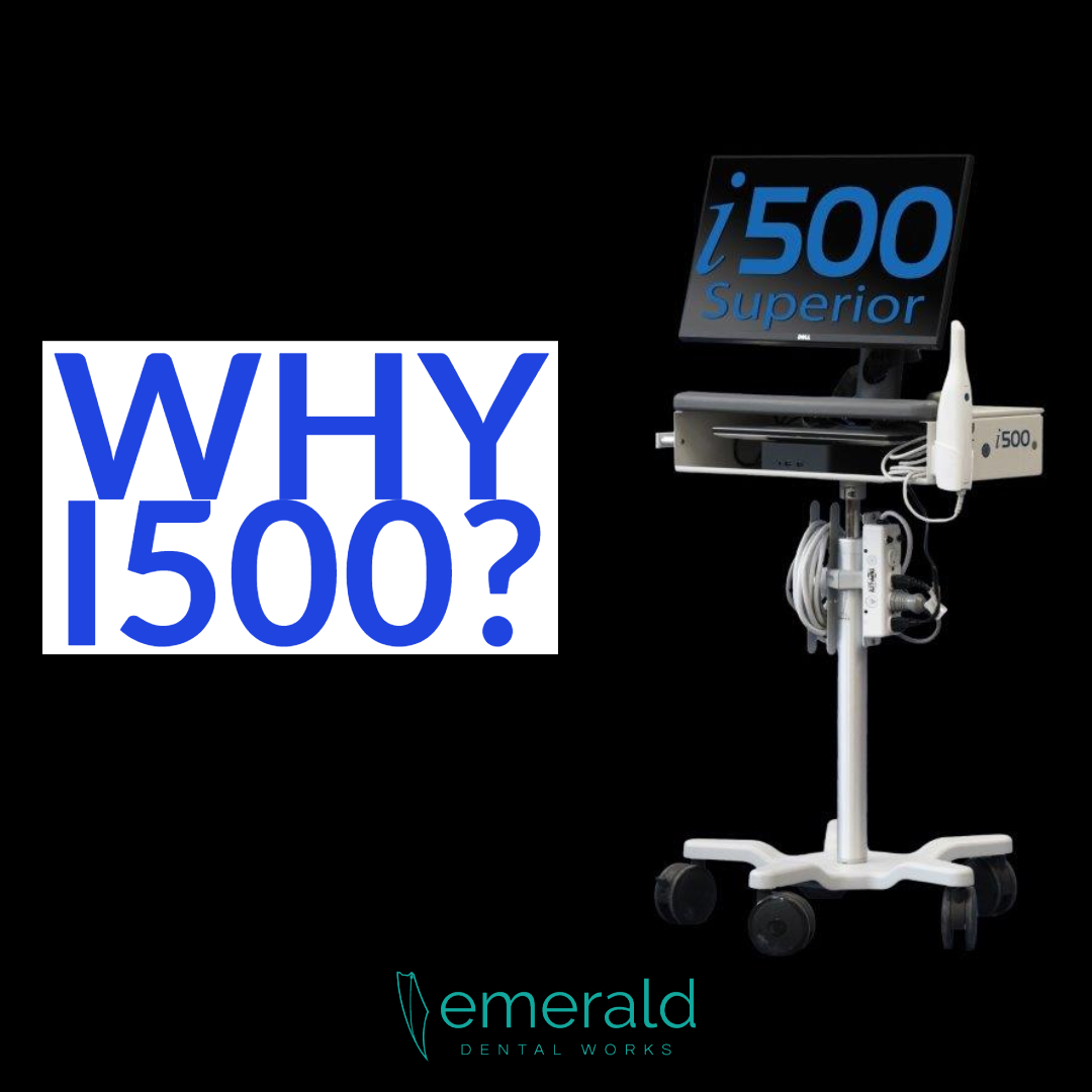 i500 vs. Other Intraoral Scanners