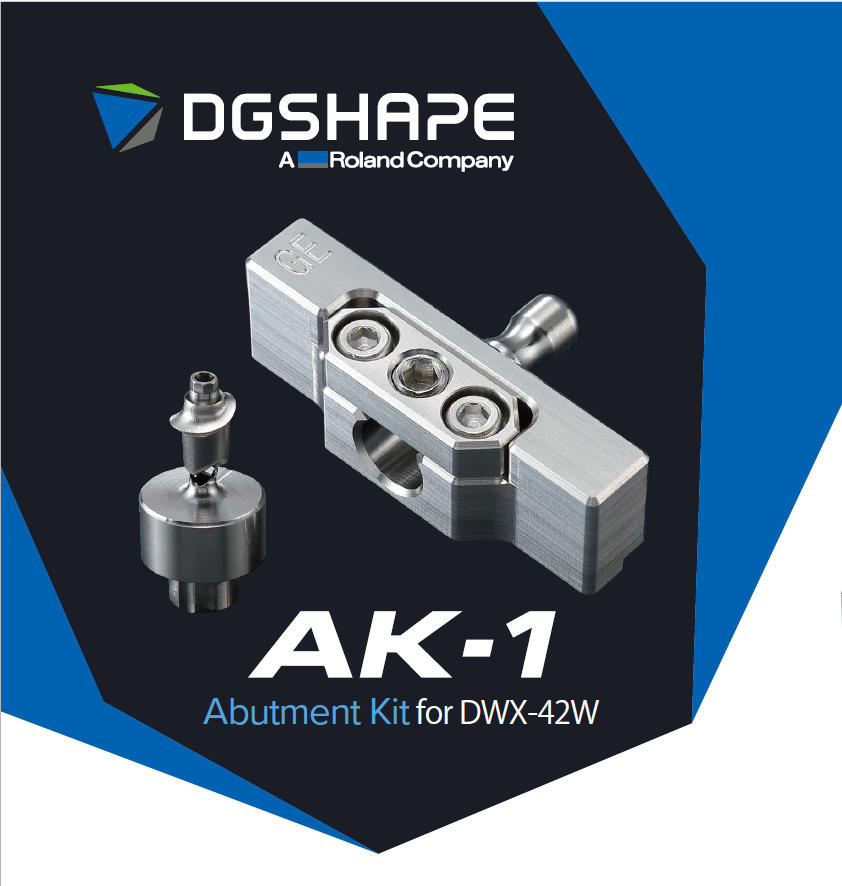 AK-1 Abutment Kit for DWX-42W