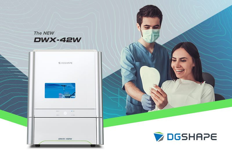 DWX-42W Wet Dental Mill