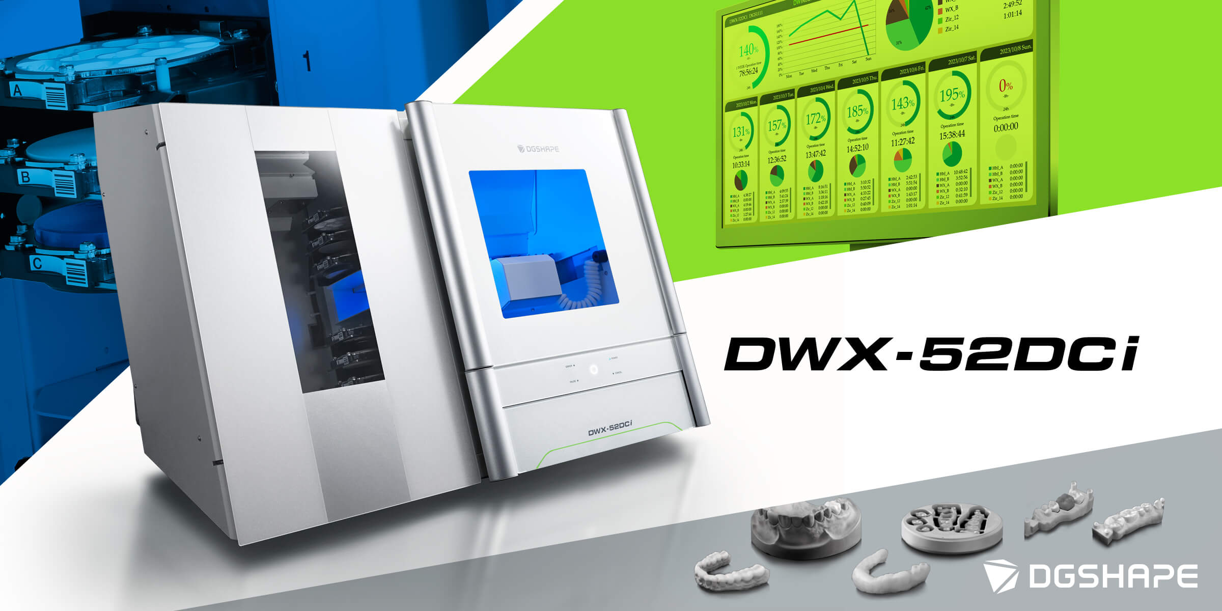 The New DWX-52DCi